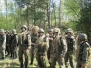 Cwiczenia wojskowe mlodziezy