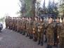 Szkolenie klasy wojskowej ze Zgorzelca