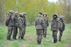 Ćwiczenia terenowe Commando