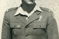 Józef Gogół - z prywatnego albumu