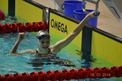 Pływacki sukces